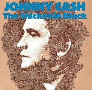 Johnny cash – The chicken in black