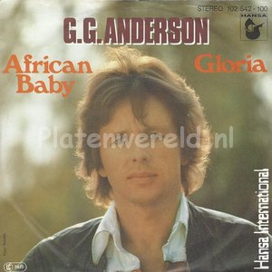 G.G. anderson ‎– African baby