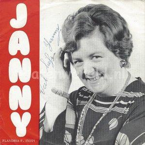 Janny - Rozen roder dan robijnen