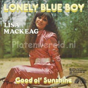 Lisa Mackeag - Lonely blue boy