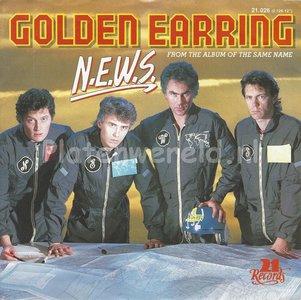 Golden Earring – N.E.W.S.
