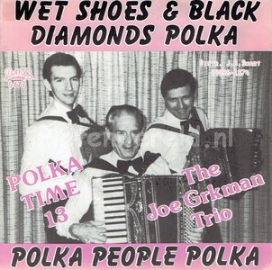 The Joe Grkman Trio - Wet shoes & black diamonds polka