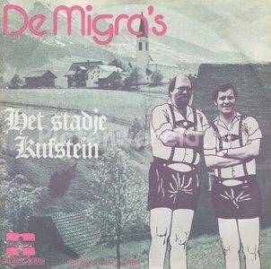 De Migra's - Het stadje Kufstein