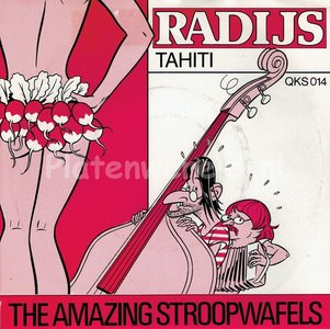 The Amazing Stroopwafels - Radijs