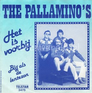 The Pallamino's - Het is voorbij