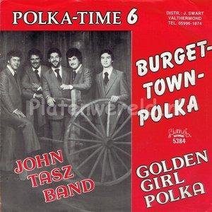 John Tasz Band - Burget Town Polka