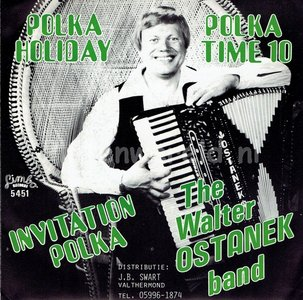 Walter Ostanek Band - Polka holiday