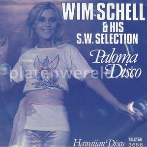 Wim Schell & his s.w. selection - Paloma disco