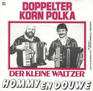 Hommy en Douwe - Doppelter korn polka
