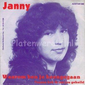 Janny - Waarom ben je heen gegaan