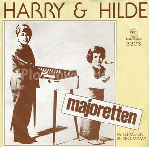 Harry & Hilde - Majoretten!