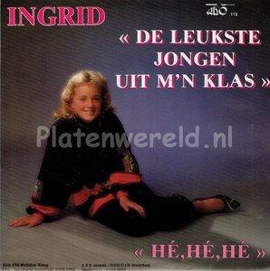 Ingrid - De leukste jongen uit m'n klas