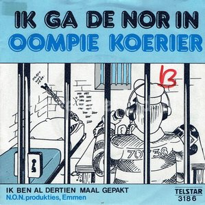 Oompie Koerier - Ik ga de nor in