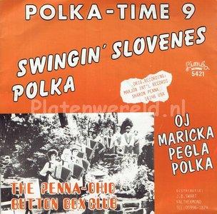 The Penna Ohio Button Box Club - Swingin Slovenes Polka