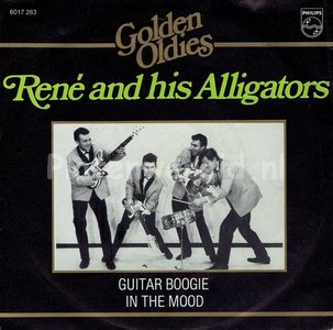 René and his Alligators - Guitar Boogie
