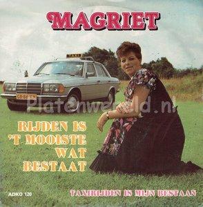 Magriet - Rijden is 't mooiste wat bestaat