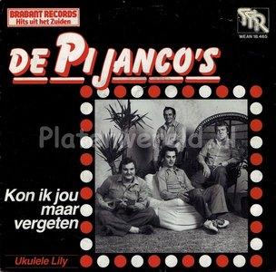 De Pijanco's - Kon ik jou maar vergeten