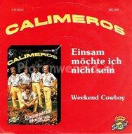 Calimeros - Einsam moöchte ich nicht sein