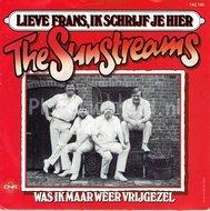 The Sunstreams - Lieve Frans, ik schrijf je hier