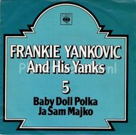 Frankie Yankovic and his Yanks - Baby doll polka