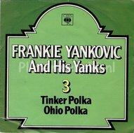 Frankie Yankovic and his Yanks - Tinker polka