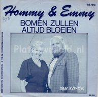 Hommy & Emmy - Bomen zullen altijd bloeien