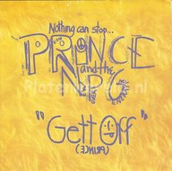 Prince & the new power generation ‎– Gett off