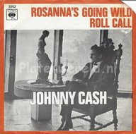 Johnny Cash - Rosanna's going wild