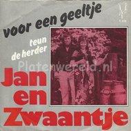 Jan & Zwaan - Voor één geeltje