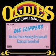 Die Flippers - Was hast du am sonntag allein gemacht