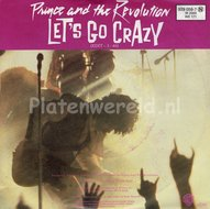 Prince and the Revolution - Let's go grazy