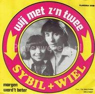 Sybil + Wiel - Wij met z'n twee